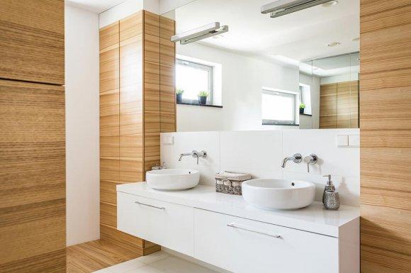 Fabrication pose salle bain sur mesure Foix