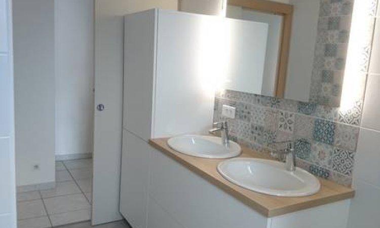 Fabrication et pose de salle de bain à Foix